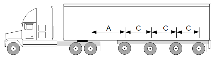 Drop Axle Weights For Tractor Trailers : Axle weights for tractor trailers pictures to pin on