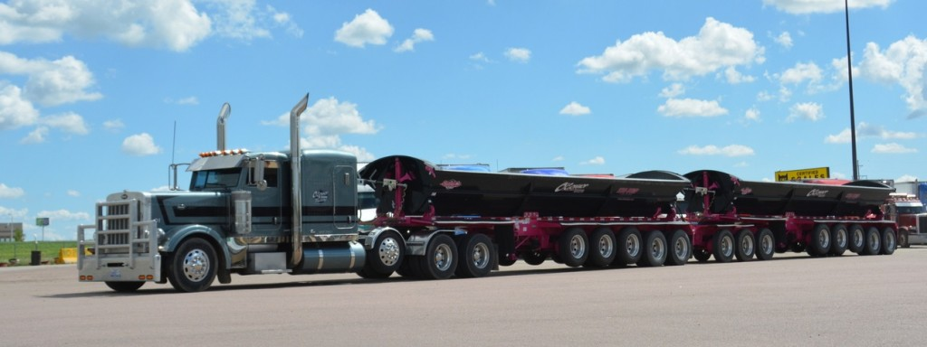 Top 10 Heaviest Semi Truck Trailers in the United States and