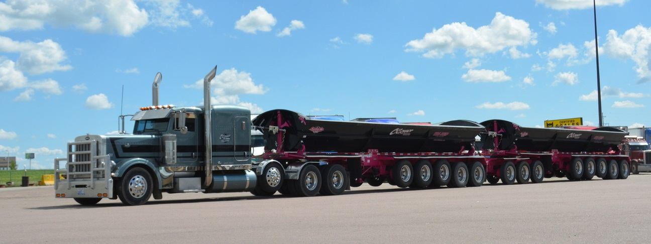 9fb8caa535 Top 10 Heaviest Semi Truck Trailers in the United States and Canada